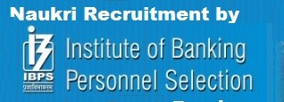 CWE CRP for Naukri in PSU Banks by IBPS Published at http://www.govtjobsdhaba.com