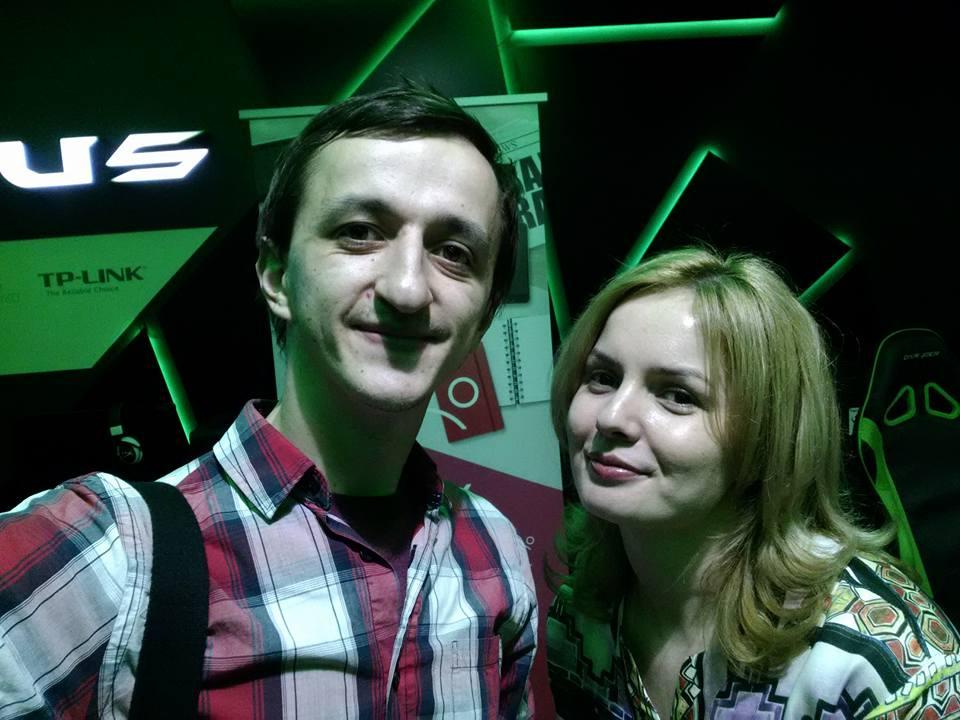 Revista de gaming Nivelul2 lanseaza un nou numar - Silviu Pal - Mihaela Ganciu - Nexus Gamers Pub
