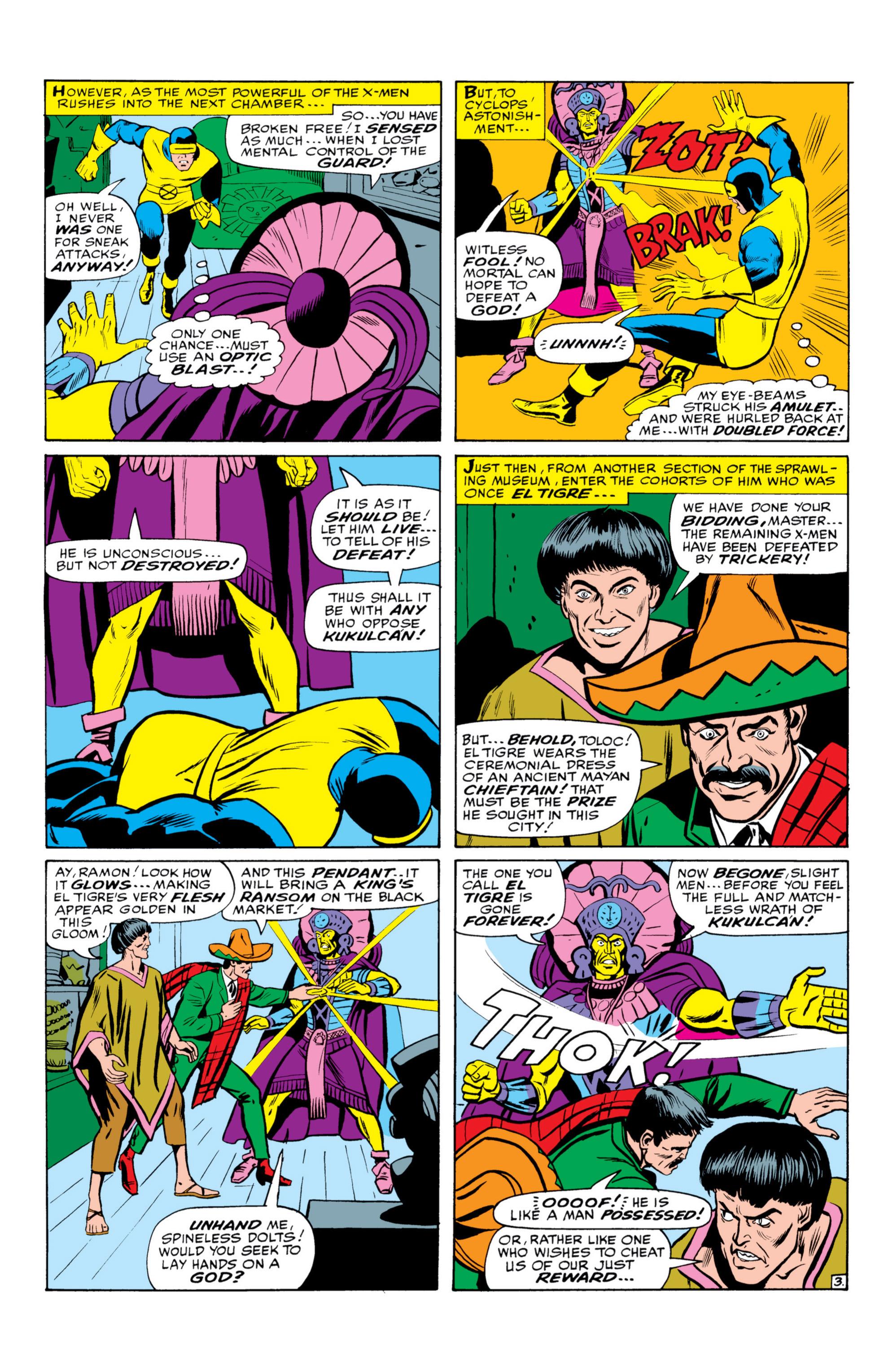Read online Uncanny X-Men (1963) comic -  Issue #26 - 4