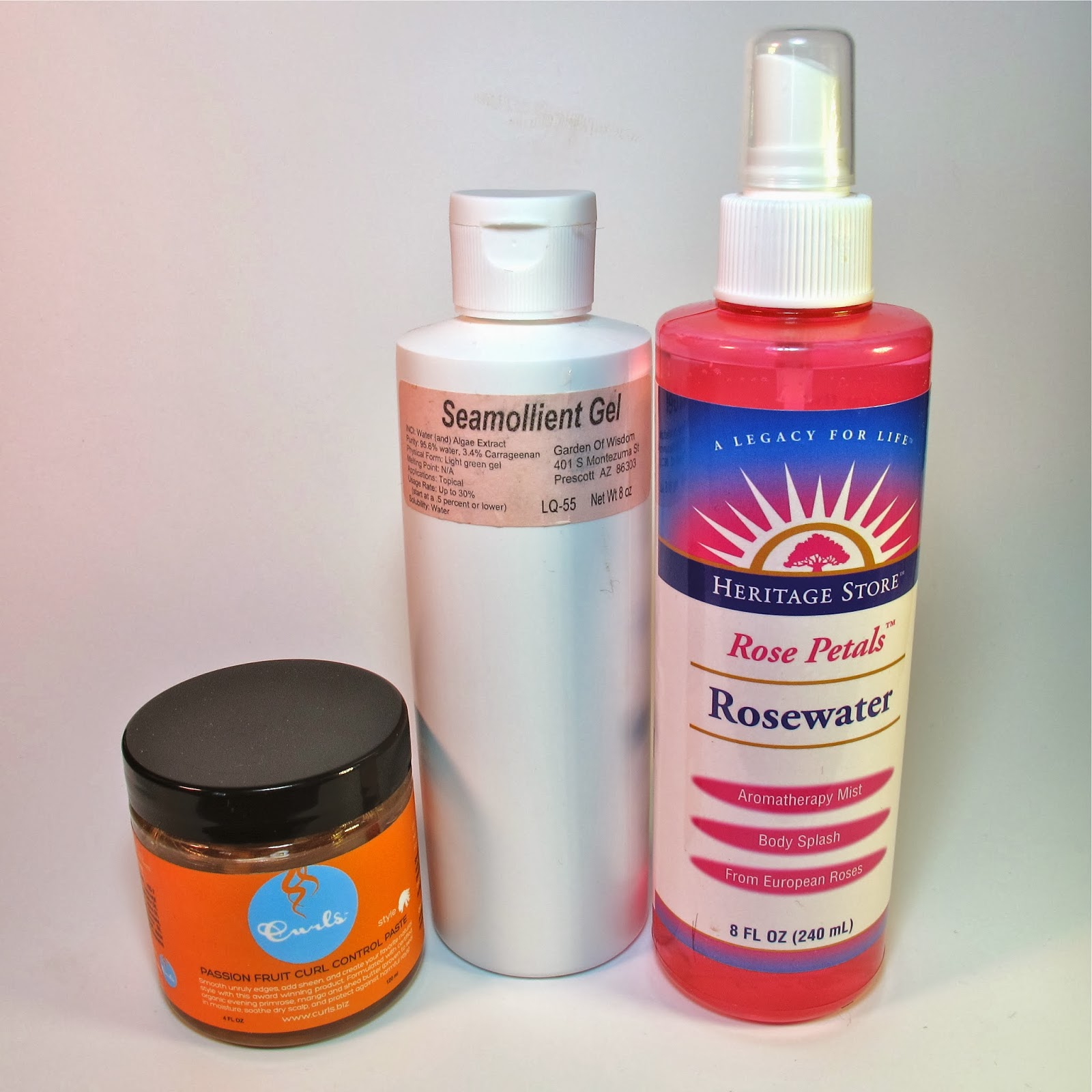 natural hair styling products