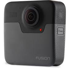 image of gopro fusion camera