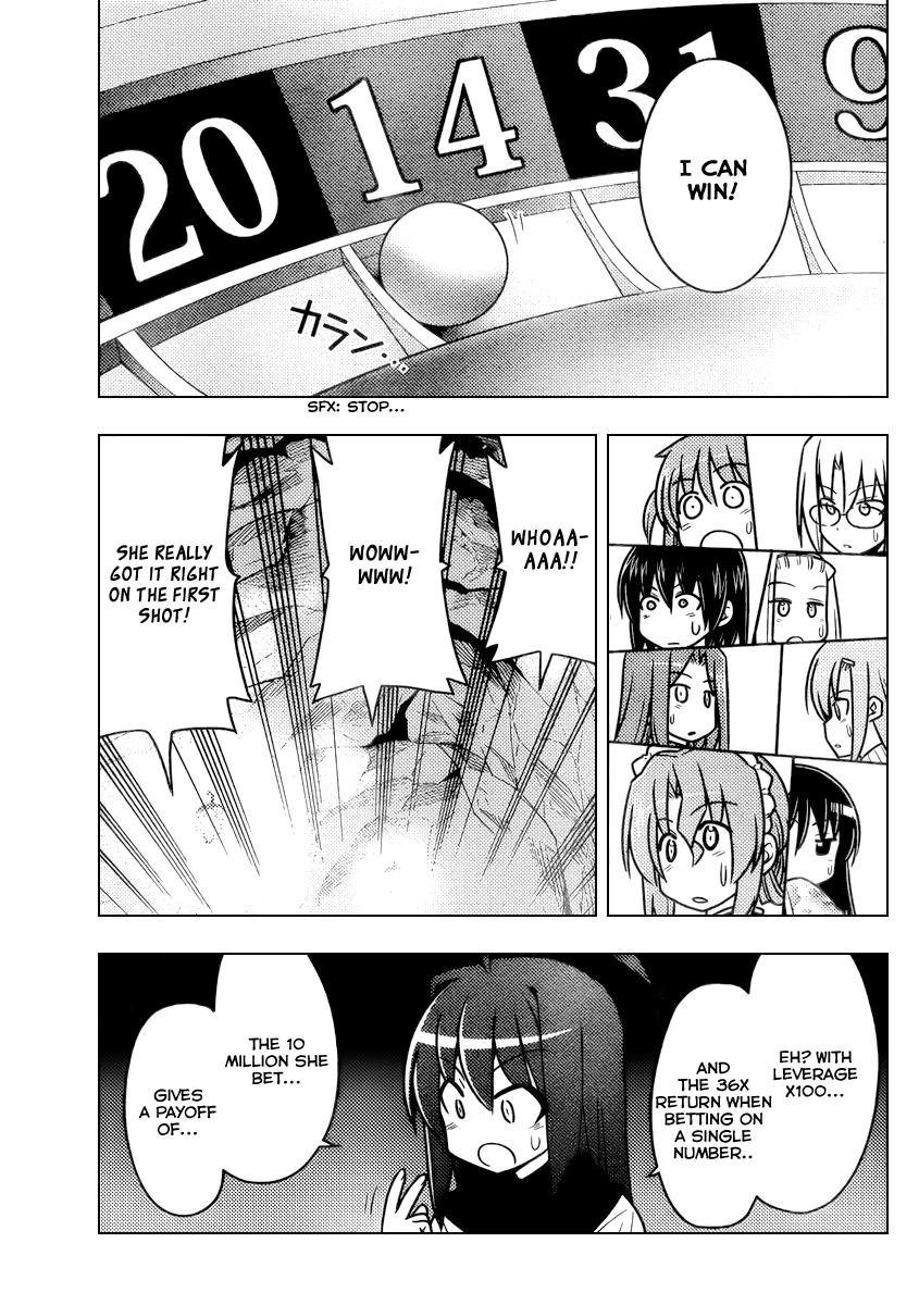 Hayate the Combat Butler - Chapter 550