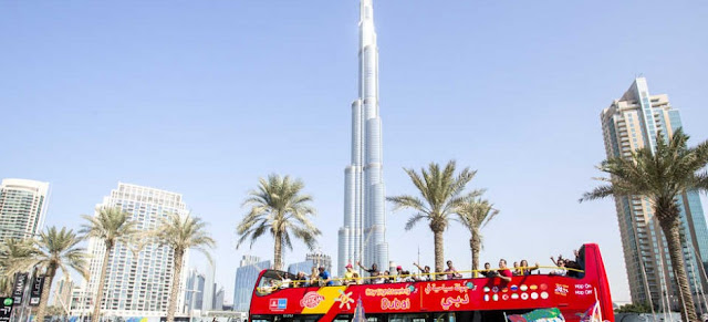 Get 17% off on Dubai City tour and Burj Khalifa.