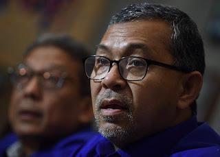 Dipecat' Shahidan? MB Perlis masih lagi ahli Umno, kata ahli MT