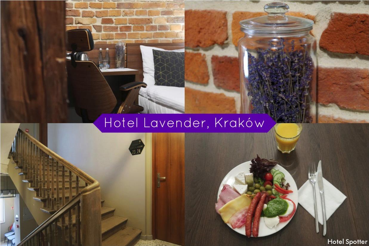 Hotel Lavender Krakow - recenzja hotelu - Hotel Spotter