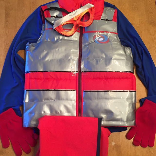 DIY - Henry Danger Inspired Costume (aka Kid Danger)