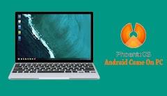 Cara Menjalankan OS Android Nougat Di PC -Phoenix OS / POS