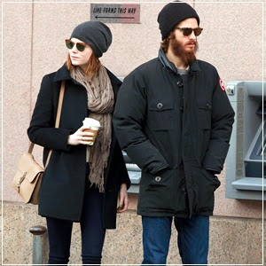 Emma Stone & Andrew Garfield Taking Break