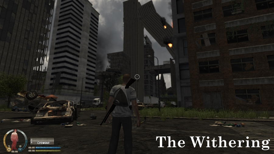 The Withering PC Game Download Poster