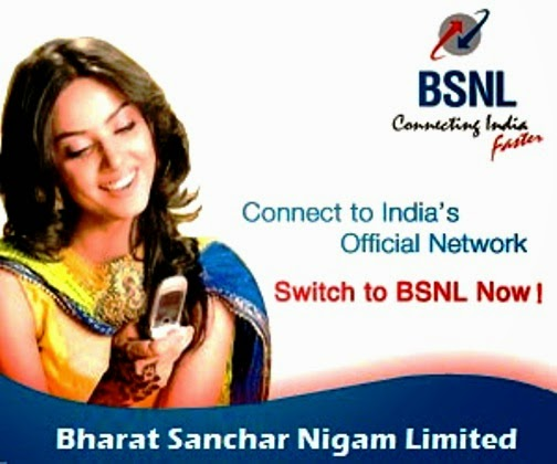 Reliance closing their operations in Bihar, West Bengal and Assam telecom circles, BSNL launched new offers -  'FRC 6' and 'FRC 7' with Rs 100 talk time exclusive for MNP Customers