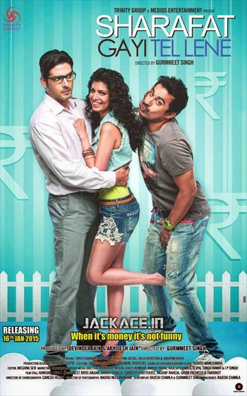 Sharafat Gayi Tel Lene 2015 Hindi Movie Download