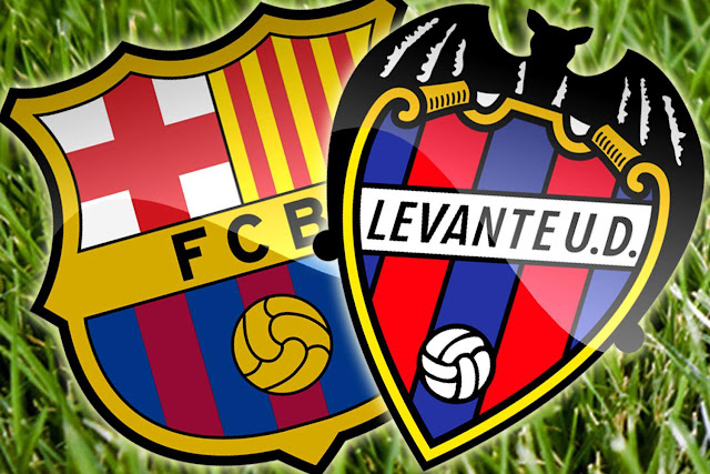 Barcelona vs Levante Full Match & Highlights 07 January 2018