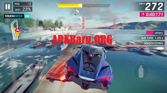 Asphalt 9: Legends Apk Data Obb Terbaru
