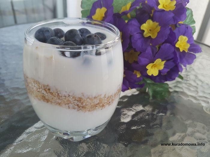 zakwaska jogurtu