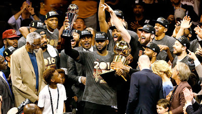 Watch 2016 NBA Finals Game 7: Cleveland Cavaliers vs Golden State Warriors (FULL GAME REPLAY VIDEO)