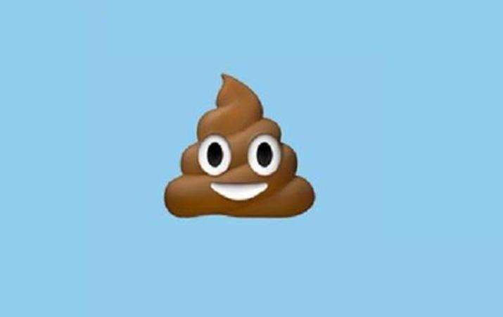 Emoji ini mewakili hal buruk dan bau busuk. Tapi yang mengejutkan, berarti pertanda keberuntungan. Iya nih! Poop di Jepang dianggap sebagai keberuntungan.