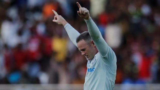 Bikin Gol Lagi buat Everton, Rooney: Rasanya Luar Biasa
