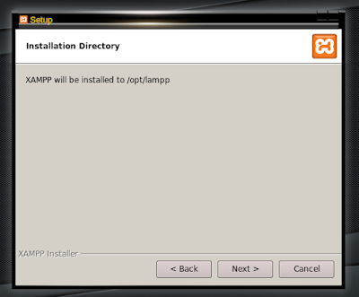 how to install xampp on linux lampp
