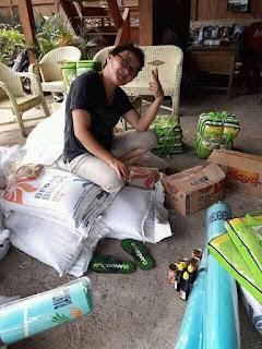 Pemkab Mitra Gerak Cepat, Bantu Korban Bencana Soyowan dan Suhuyon