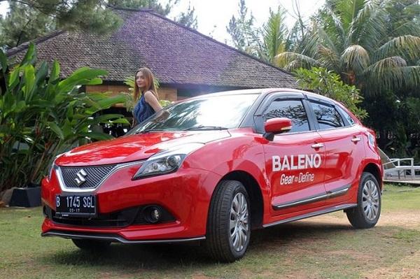 Spesifikasi dan Harga Suzuki Baleno Hatchback April 2018
