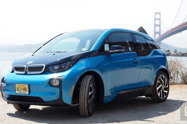BMW's i3
