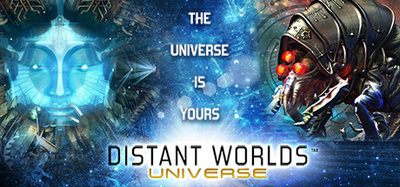 Distant Worlds Universe-GOG