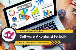 Review Krishand GL - Software Akuntansi Terbaik