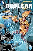 Os Novos 52! A Fúria do Nuclear: Os Homens Atômico #19