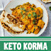 Keto Korma Curry Sauce (Vegan & Low Carb) #keto #vegan