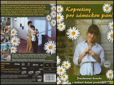 Kopretiny pro zámeckou paní / Marguerites for the Lady of the Castle. 1981.