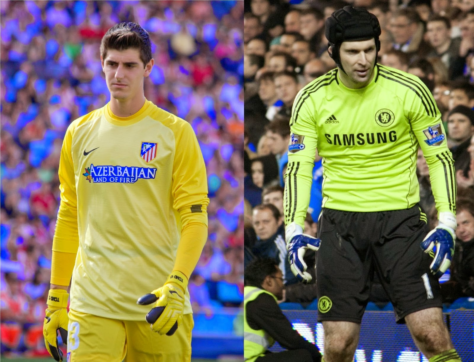 Courtois vs Cech: Who should be Chelsea number one?