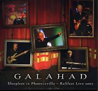 Galahad Sleepless In Phoenixville Rosfest