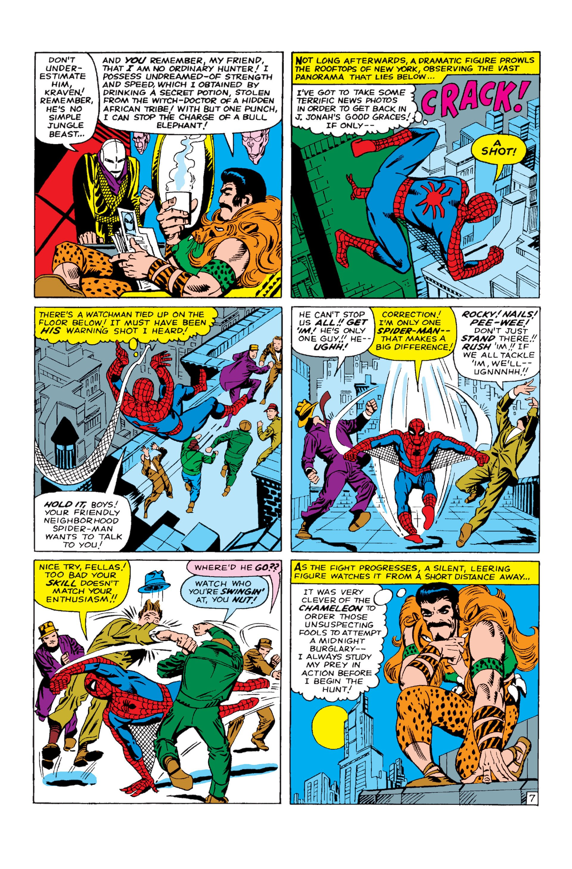 The Amazing Spider-Man (1963) 15 Page 7