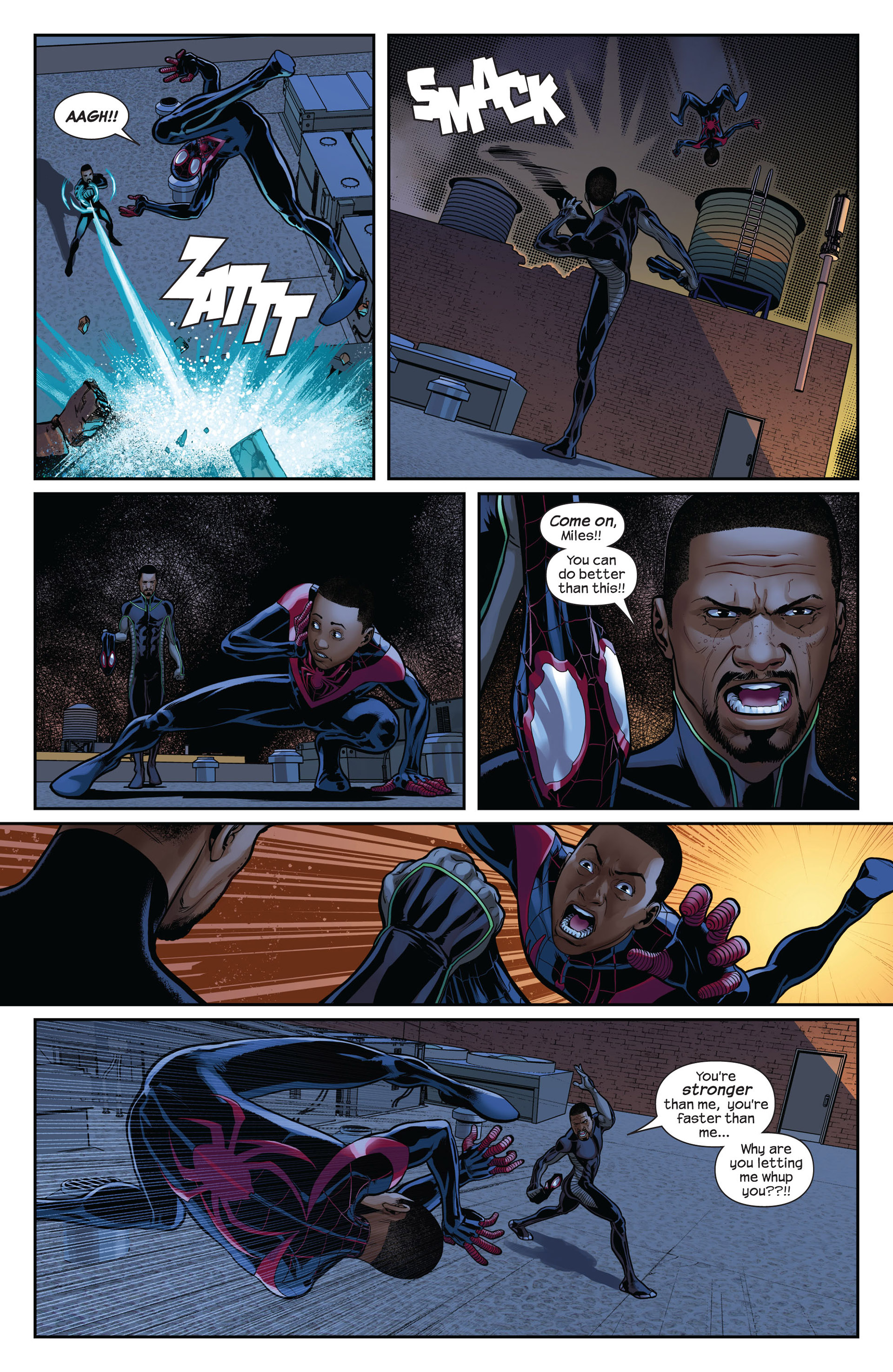 Read online Ultimate Comics Spider-Man (2011) comic -  Issue #10 - 7