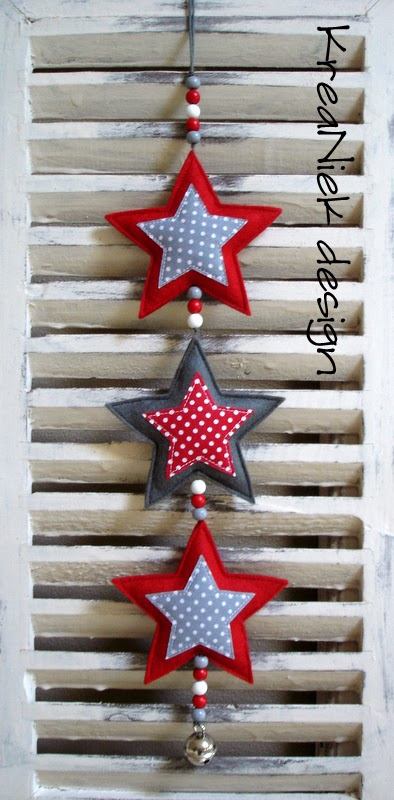 Handmade Christmas Tree decorations by Stitch Galore Decorated - christmas list templates