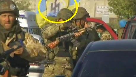 """ZDF-Eigendorf: """"Freiwillige Milizen"""" unter der Wolfsangel"""