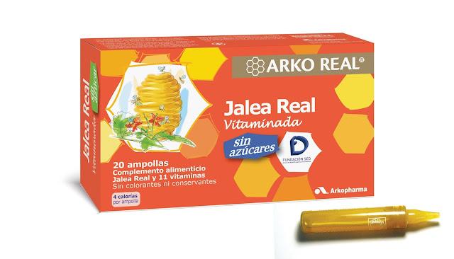 jalea real sin azucar arkopharma