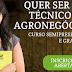 CURSO TÉCNICO EM AGRONEGÓCIO DO SENAR