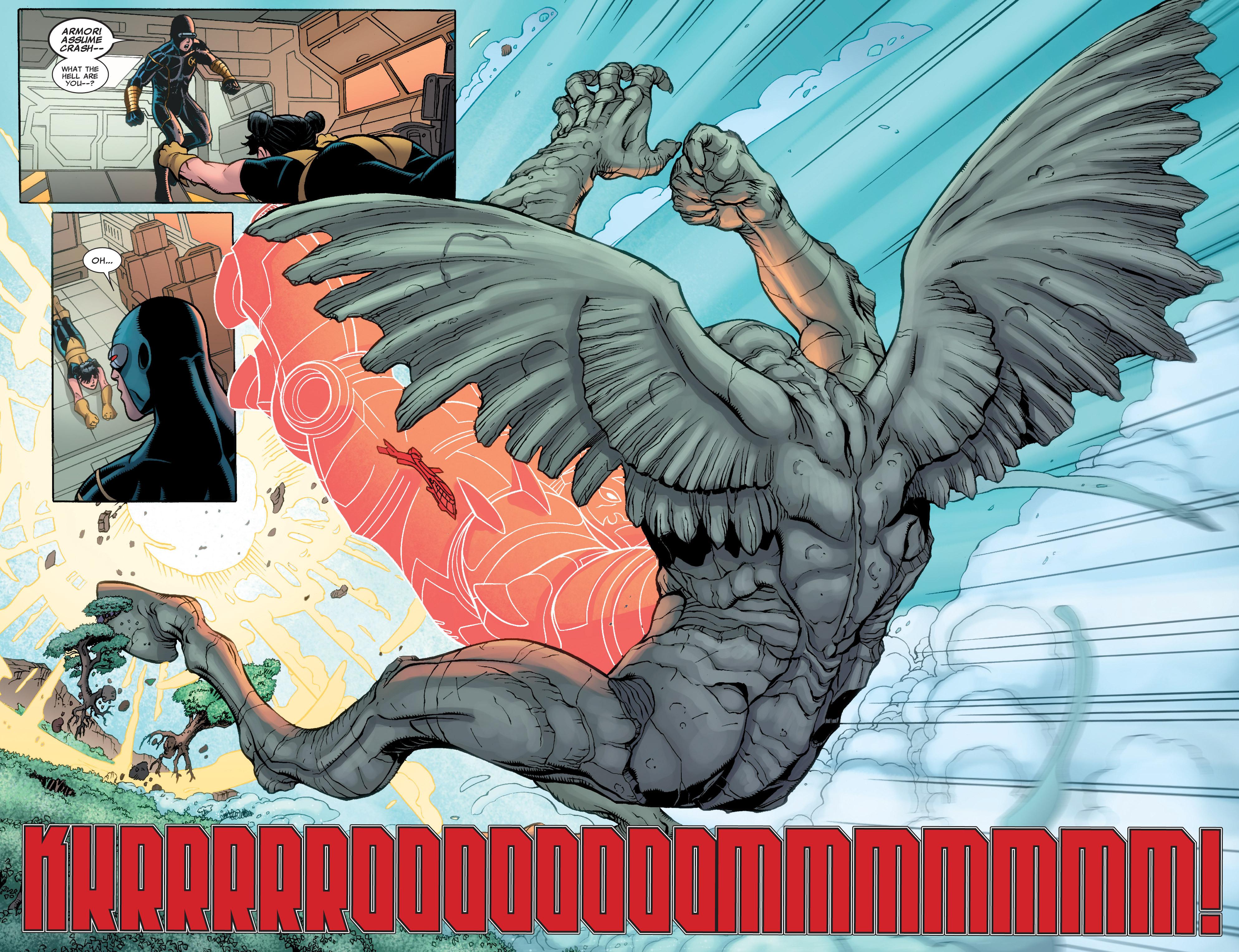 Read online Astonishing X-Men (2004) comic -  Issue #39 - 12