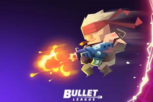 Bullet League Game Battle Royale 2D