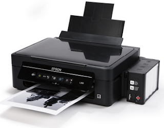 EPSON  Controladores y Drivers Epson L355 Review and Support
