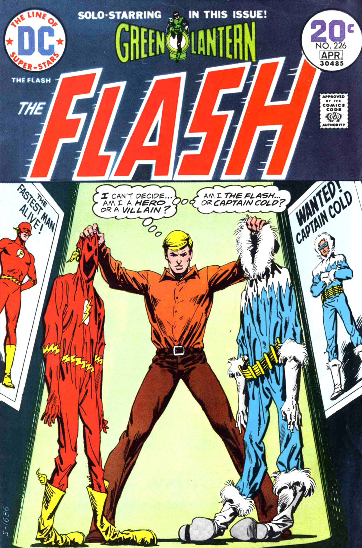 The Flash (1959) 226 Page 1
