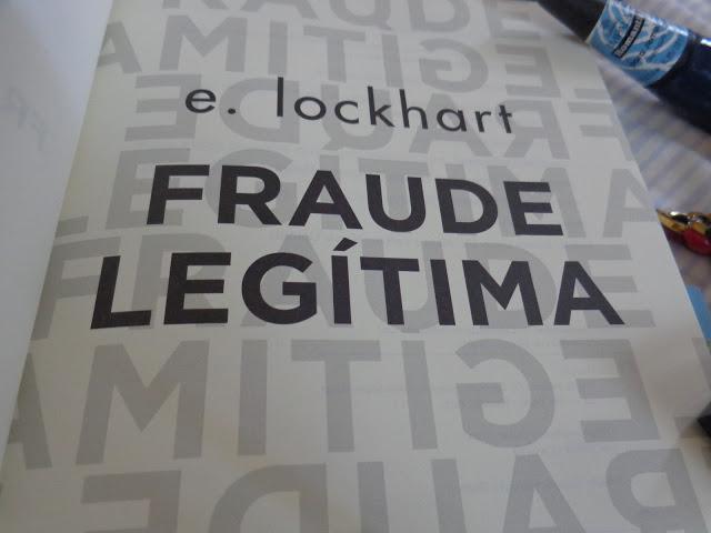 Resenha: Fraude Legítima