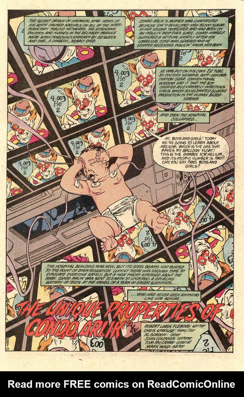 Read online Secret Origins (1986) comic -  Issue #47 - 26