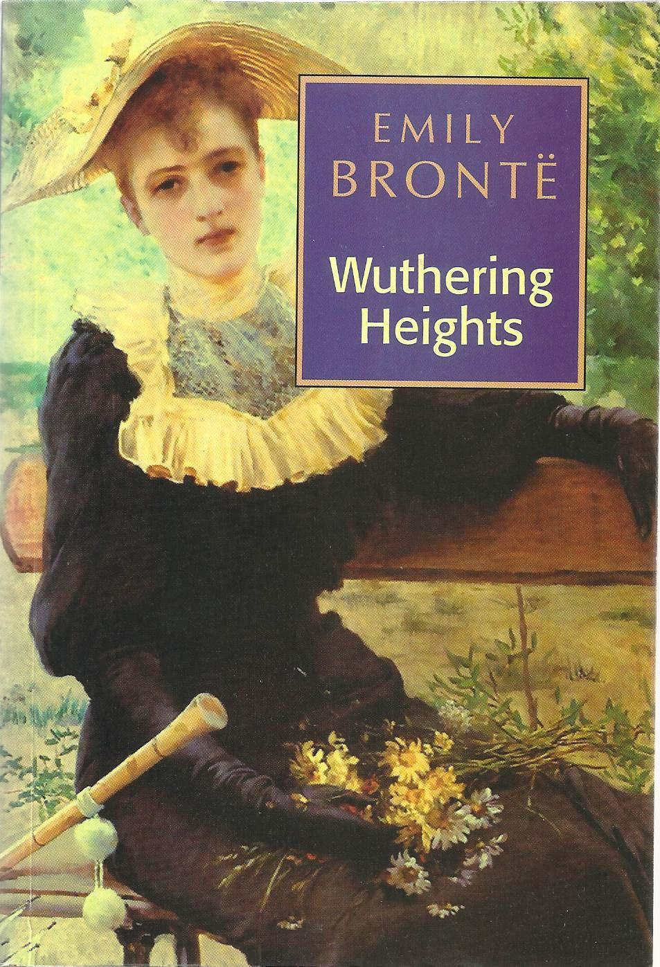 Wuthering Heights English Edition