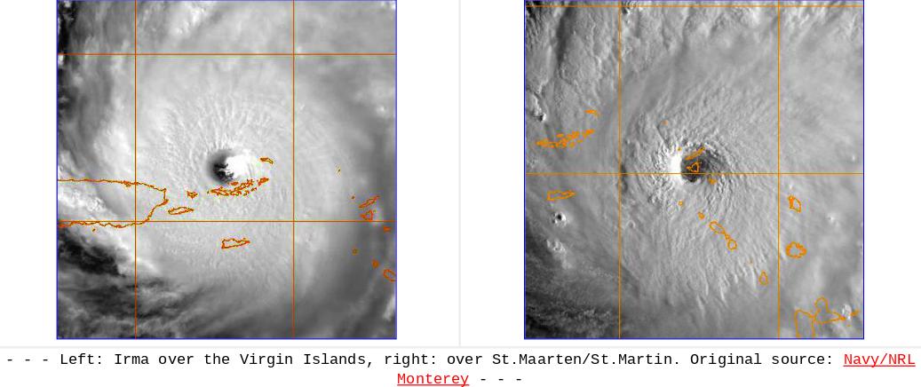 Hurricane - Badai Angin Topan Siklon Tropis
