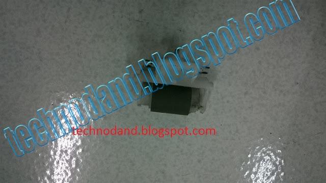 Printer Epson L110, L210, L300, L310  blinking Paper Jam