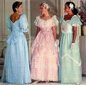 Los vestidos de novia y damas de honor más feos – Rincón ...