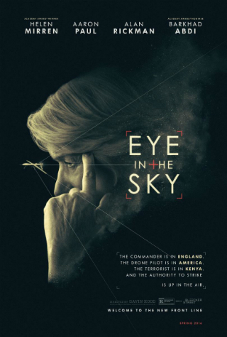 Eye in the Sky [2015] [DVDR] [NTSC] [Latino] [V2]