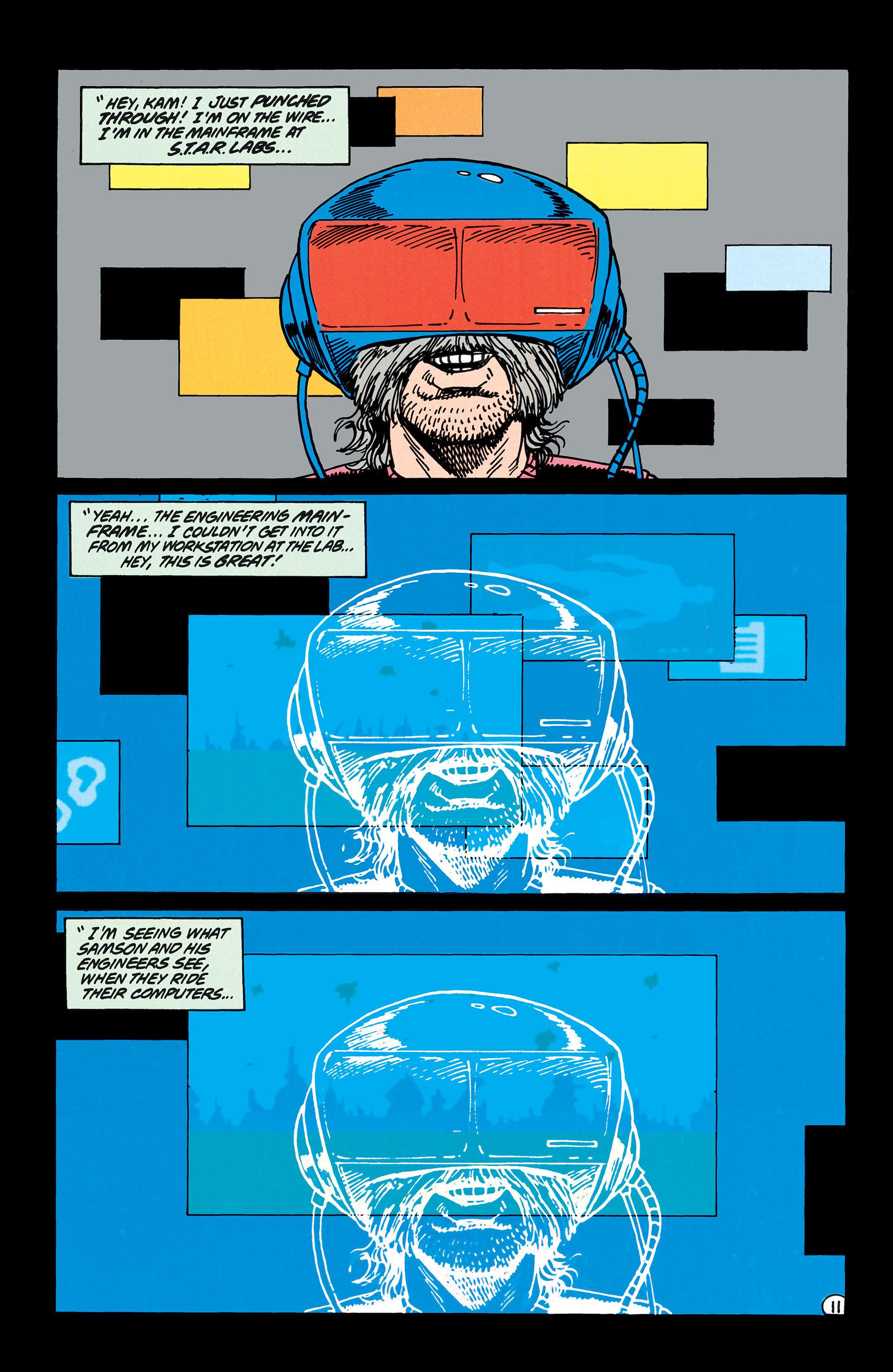 Read online Animal Man (1988) comic -  Issue #47 - 12